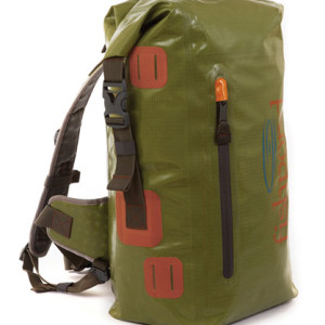 Westwater Roll Top Backpack -Cutthroat Green